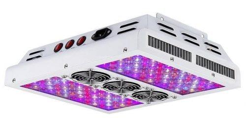 Viparspectra 600W PAR600 -Build