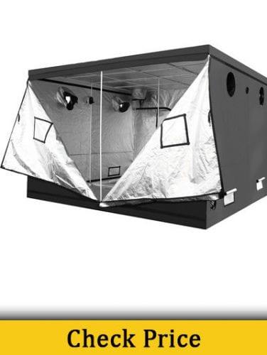iPower GLTENTXL4 Grow Tent, 120X120X78 Inch reviews