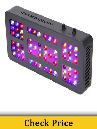 5 Best LED Grow Lights Under $100 - [Complete Review & Guide]
