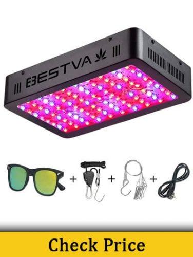 BESTVA 1000W LED Grow Light reviews