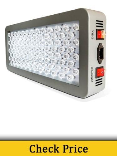 Advanced Platinum P300 300W LED grow light review