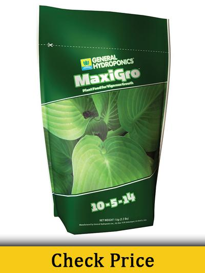 General Hydroponics MaxiGro Review