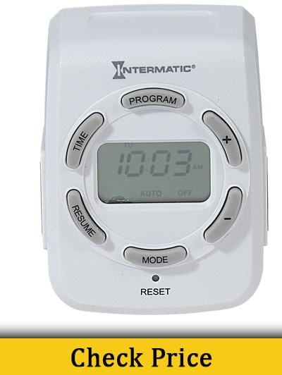 Intermatic DT122K Digital Indoor Timer