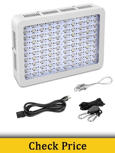 Meizhi 300W LED grow light review