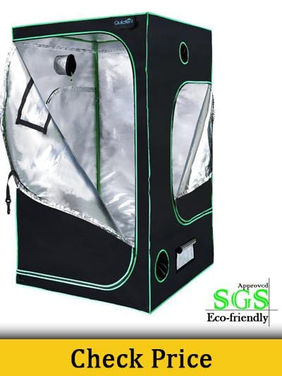Quictent 48 x 48 x 78 Grow Tent Review