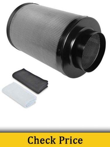 TerraBloom 6-inch Carbon Filter