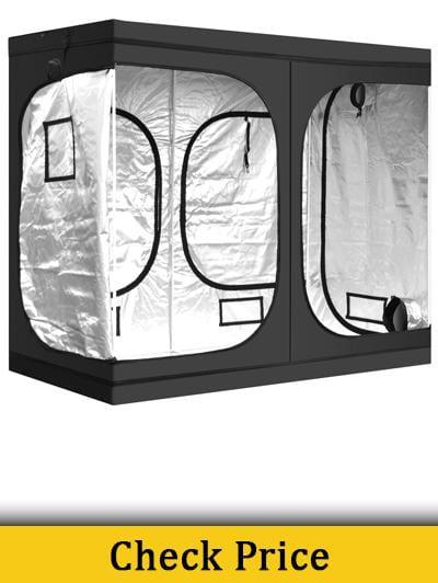 iPower 96″x 48″x80″ Grow Tent