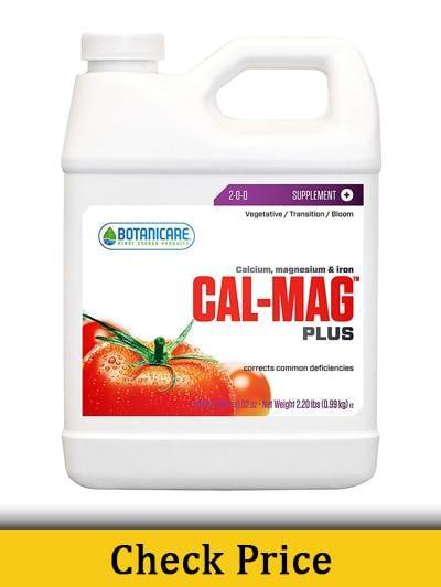 otanicare Cal-Mag Plus Plant Supplement 2-0-0 Formula Review