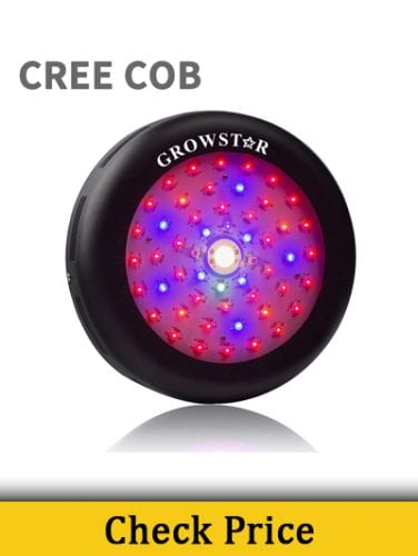 Growstar 300W UFO Led Grow Light reviews