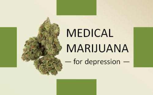 best cannabis strains for depression