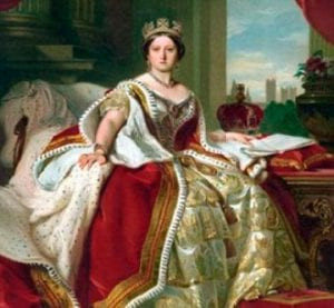 Queen Victoria - cannabis history in Europe