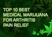 best cannabis strains for arthritis