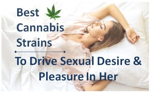 best cannabis strains for female arousal