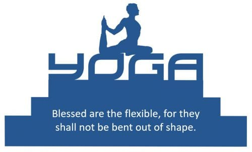 blessed flexible yoga