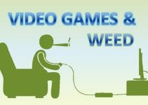 video games and best weed strains