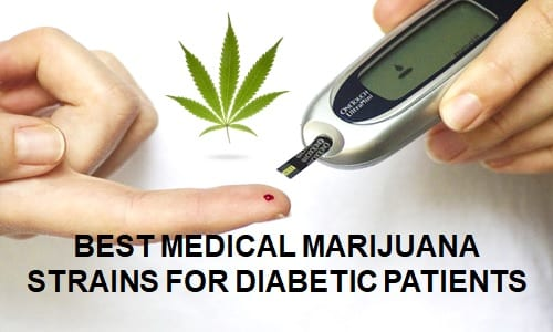 best cannabis strains for diabetes