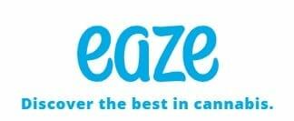 Eaze online dispensary logo