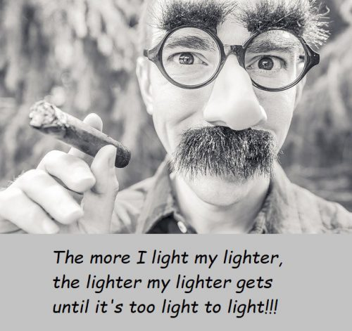 Hilarious High Thoughts