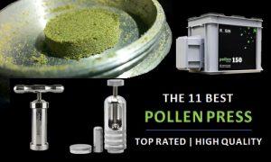 Top 11 Best Pollen Press
