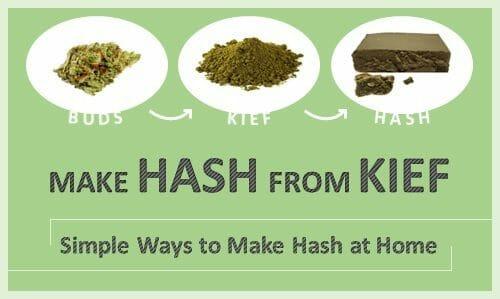 Make Hash from Kief