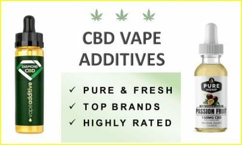 Best CBD Vape Additives