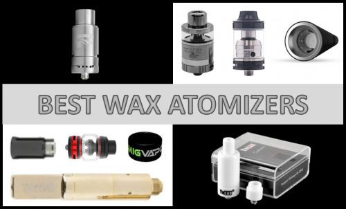 Best Wax Atomizers Review